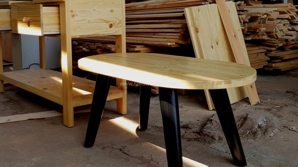 Coffee Table Jati Belanda