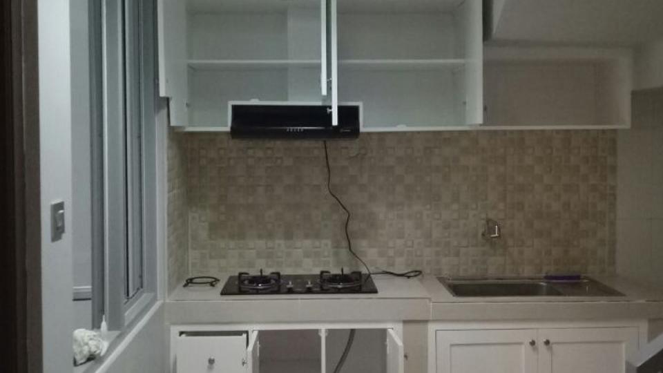Contoh Model Kitchen Set Jati Belanda
