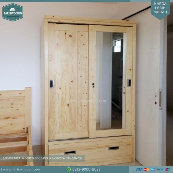Furniture Set Rumah Kost-Jati Belanda