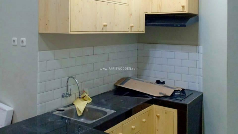 Kitchen Set Apartment